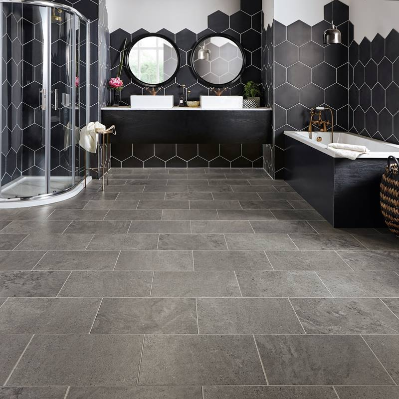 Vinyl Bathroom Flooring Ideas Uk
